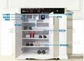 鞋柜专用智能家居开关 低功率常开干簧管式接近开关 厂家定制 4