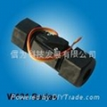 ABS magnetic flow switch
