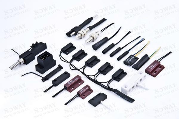鞋櫃專用智能家居開關 低功率常開干簧管式接近開關 廠家定製 8