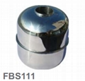 Stainless Steel Float as accessories of
