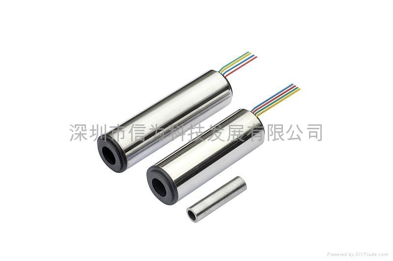 AC Output   DT linear position sensor 1
