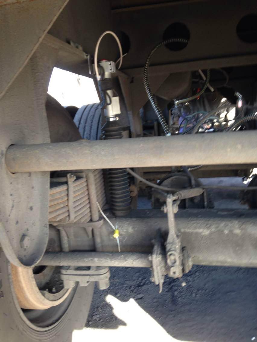 trucks Load Weight Sensor/ truck overweight sensor 3
