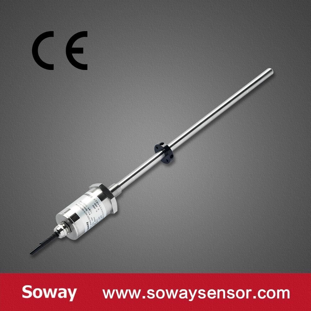magnetostrictive displacement sensor 15