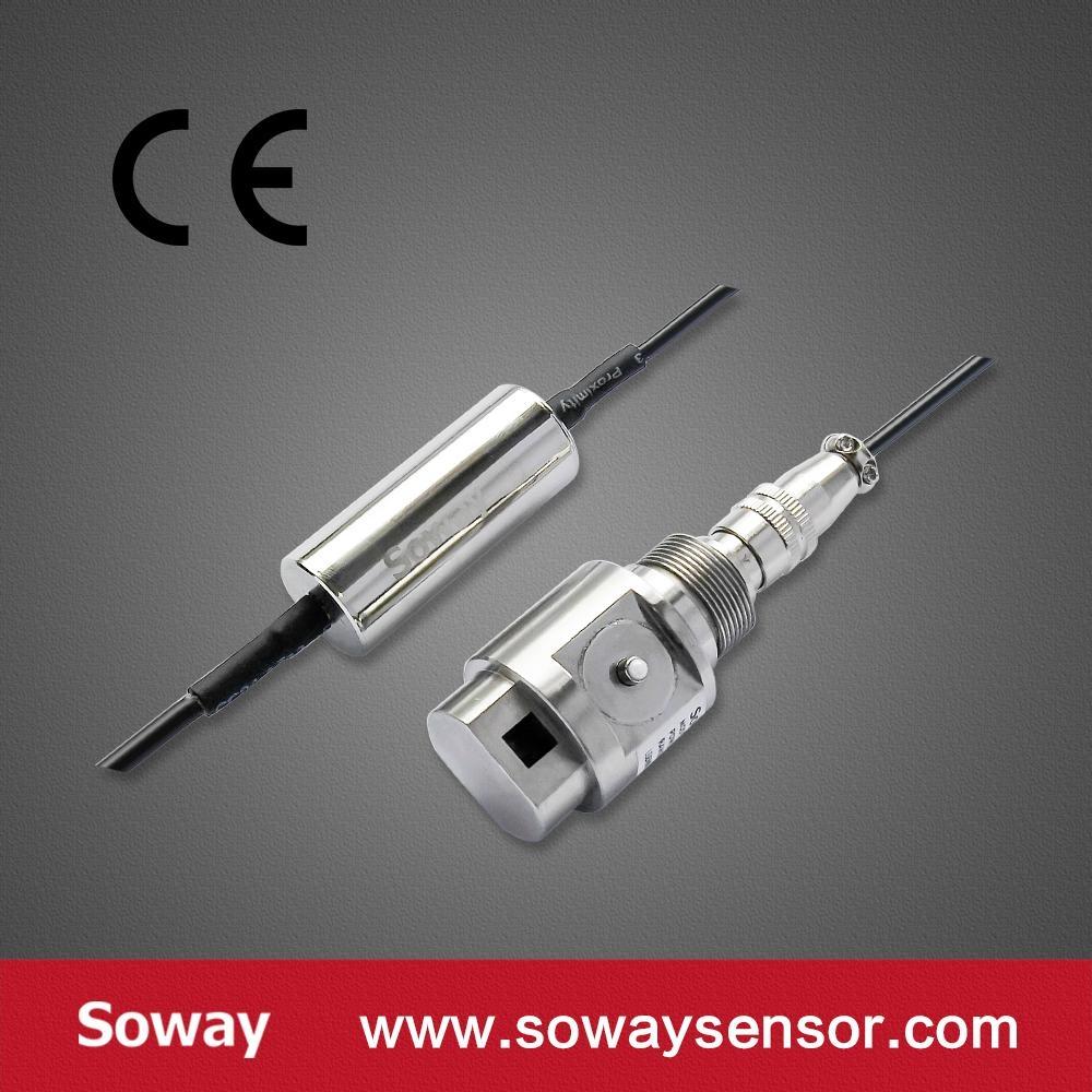 Spring Loaded Miniature Lvdt Sensor Sdvb20m Soway
