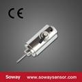 经济型5mm回弹式位移传感器(自复位) 16