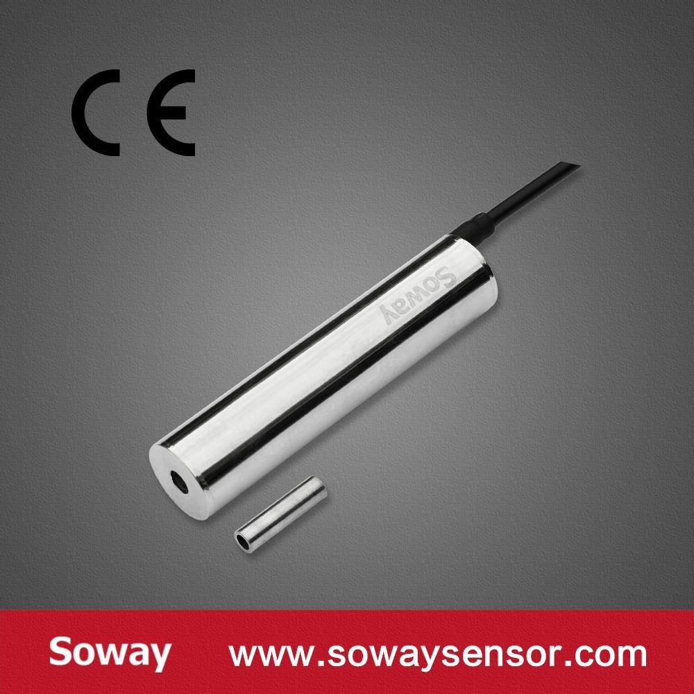 經濟型5mm回彈式位移傳感器(自復位) 12