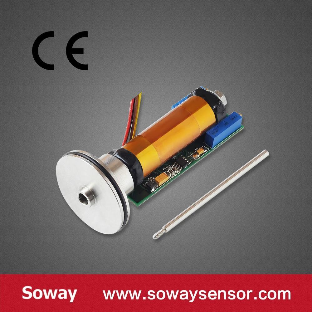 經濟型5mm回彈式位移傳感器(自復位) 11
