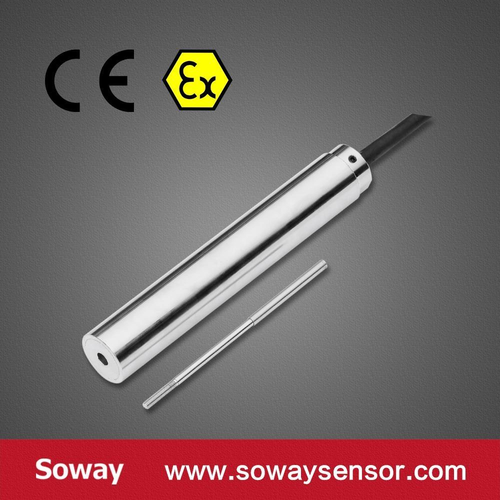 经济型5mm回弹式位移传感器(自复位) 9