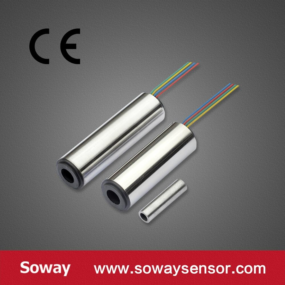 經濟型5mm回彈式位移傳感器(自復位) 7
