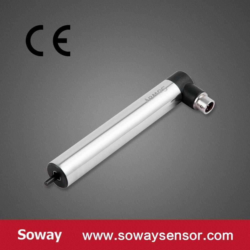 经济型5mm回弹式位移传感器(自复位) 1