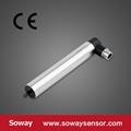 经济型5mm回弹式位移传感器(