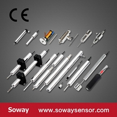DT Linear displacement Sensors with 4-20mA analog Output (Hot Product - 1*)
