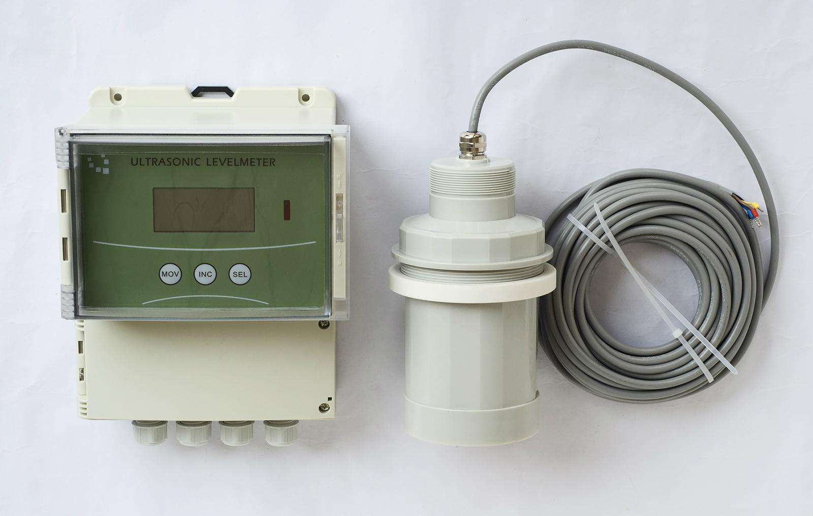 Remote type Ultrasonic levelmeter 1