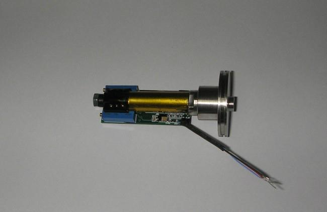 LVDT阀芯位移传感器 7