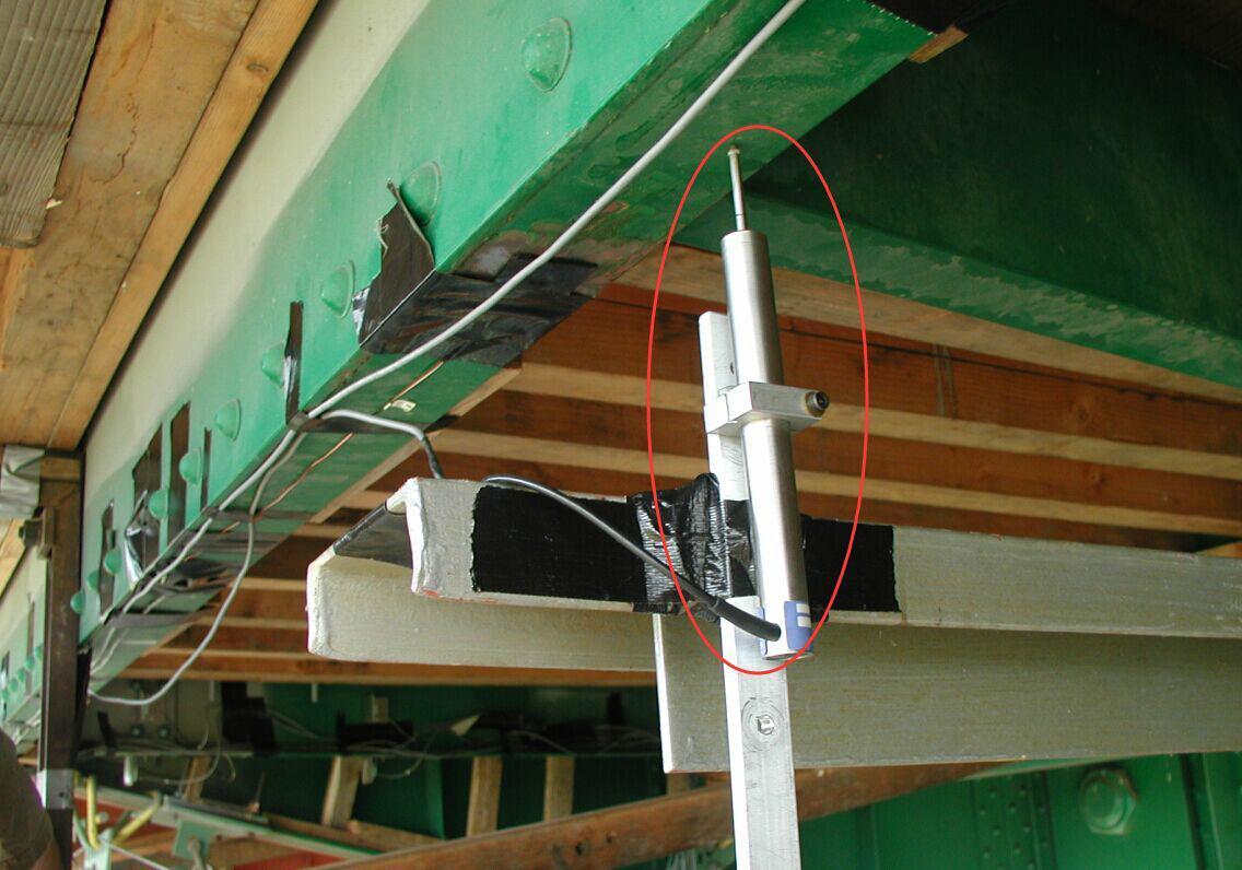 长导轨  DT位移传感器 5