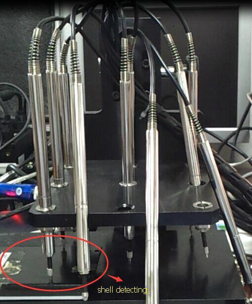差動變壓器位移傳感器/差動式傳感器 9