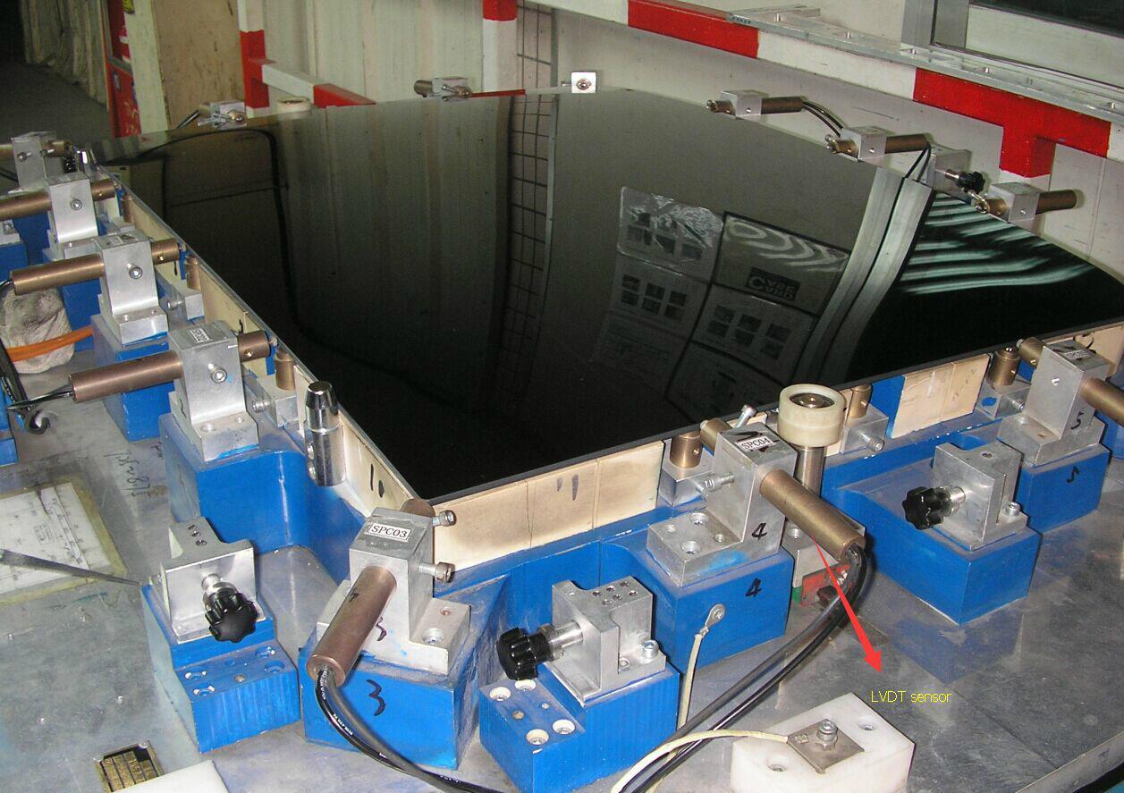 差動變壓器位移傳感器/差動式傳感器 10