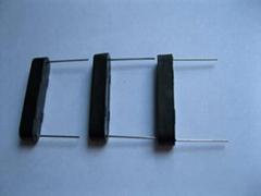 供应塑封直插脚干簧传感器 RM-02 中心距15.24mm (热门产品 - 1*)