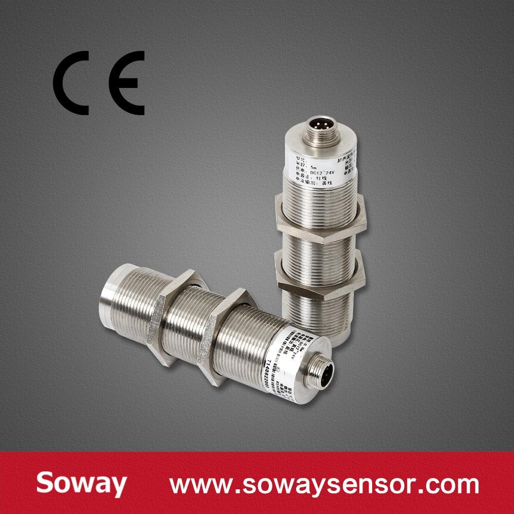 高精度迷你型超声波液位传感器 4