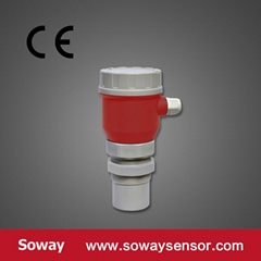 ultrasonic  level sensor for liquid filling machine in food processing
