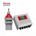 分离式超声波液位传感器/ 水位流量计  2