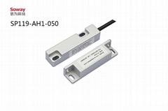 SP119铝外壳门磁开关