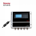 SWU901 wall-mount clamp-on ultrasonic flow meter