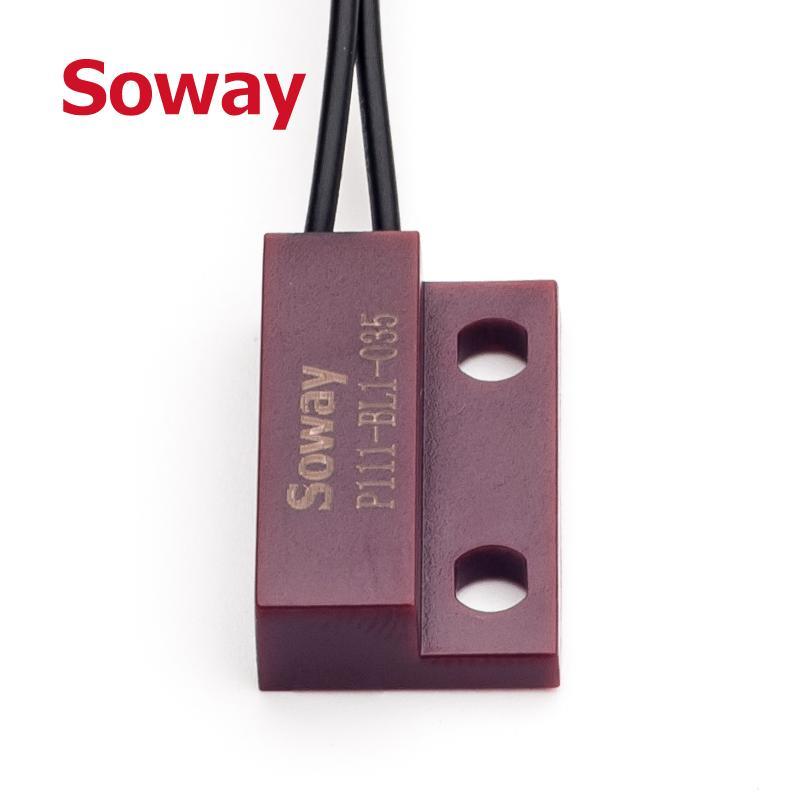 SP111-AL1-035 Soway Magnetic Sensor Switch Non-contact Sensor Alarm 7