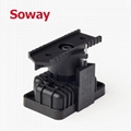 SAHX-120B Soway 0.5-4.5VDC output Struck axle load cell weight sensor