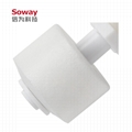 two wires Plastic water level sensor manufacturers M10 Magnetic float switch