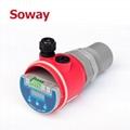 wireless ultrasonic water level sensor forwater tank level measrement 3