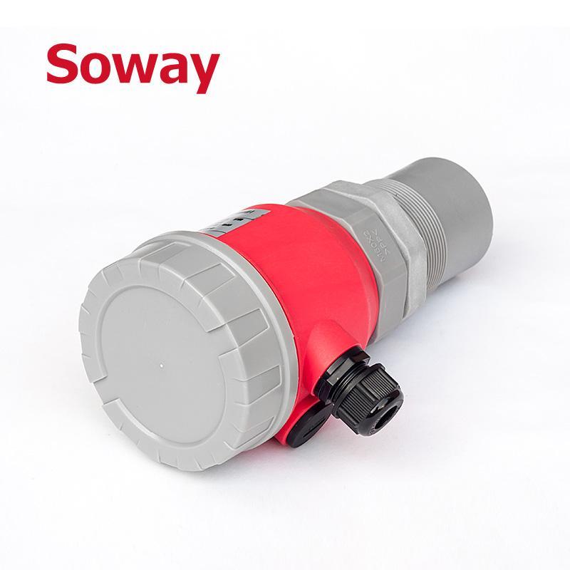 专业水箱监测超声波液面流量计/传感器 4