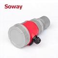 wireless ultrasonic water level sensor forwater tank level measrement 4