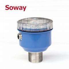 wireless ultrasonic tank level meter/ultrasonic water tank level sensor