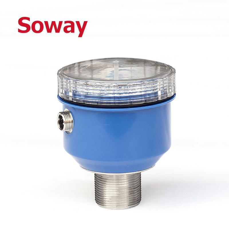 专业水箱监测超声波液面流量计/传感器 10