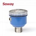 專業水箱監測超聲波液面流量計/傳感器 10