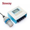 专业水箱监测超声波液面流量计/传感器 15