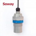 Liquid industry 12-24VDC ultrasonic level meters for fuel oil level measurement 5
