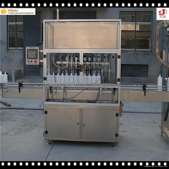 Cooking Oil Automatic Filling Machine Filler for tomato paste