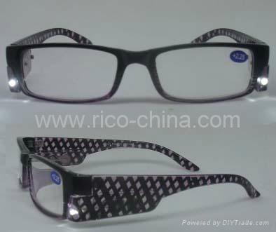 Eyeglass Frames Direct From China : LED Reading glasses - RICO902798 - RICO (China ...