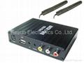 Car Mobile HD DVB-T Digital TV Receiver