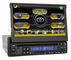 Car DVD GPS DVB-T