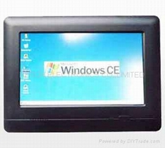 7 Inch Touch Screen Panel PC with WinCE 5.0