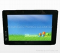 7 inch USB Powered TFT LCD Monitor - USB for VGA input - Touch Screen option