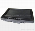 7 inch LCD Touch Screen VGA Monitor with HDMI, DVI input