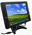 12.1 inch Desktop VGA Touch Screen TFT LCD Monitor for PC