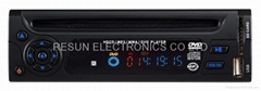 Mobile Car DVD Player with USB SD, FM modulator