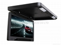 17 inch Flip Down Bus LCD Monitor built-in DVD Player