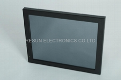 17 inch Intel Atom N2600 based Fanless Touch Panel PC