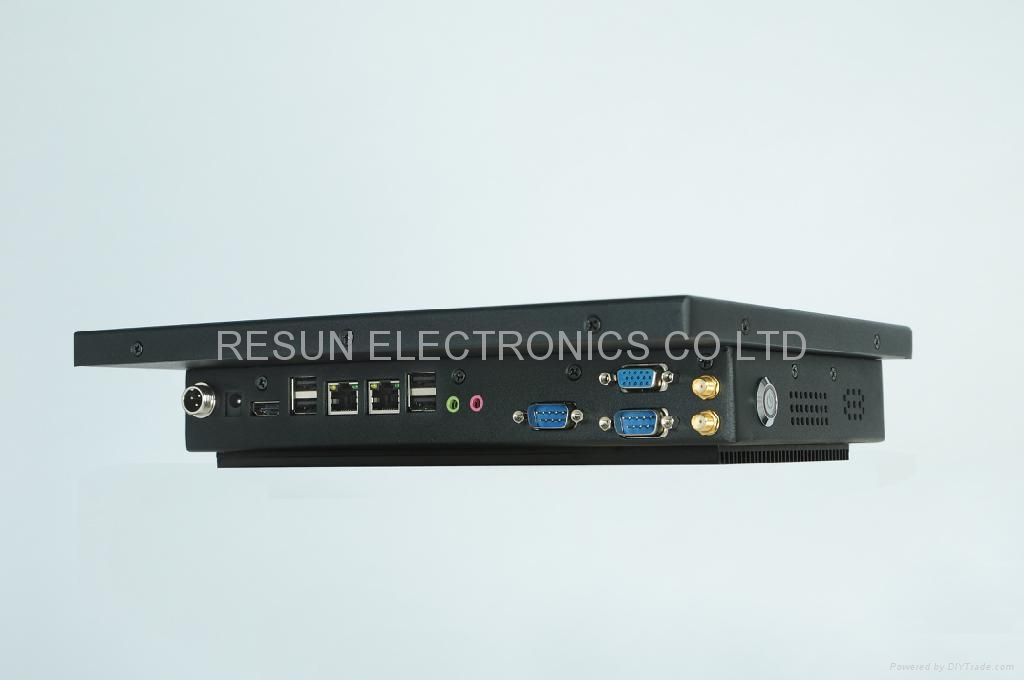 embedded panel pc